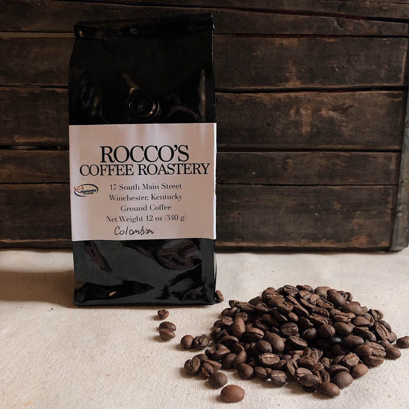 Roccos Coffee Roastery